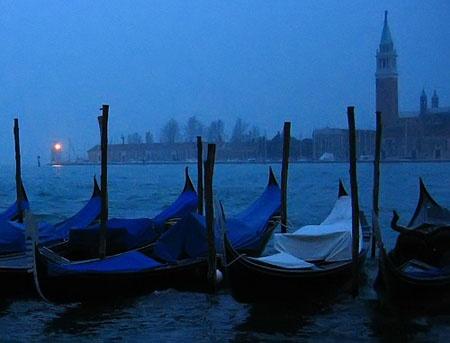 venezia barche