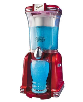 Retro Slush Puppy Machine