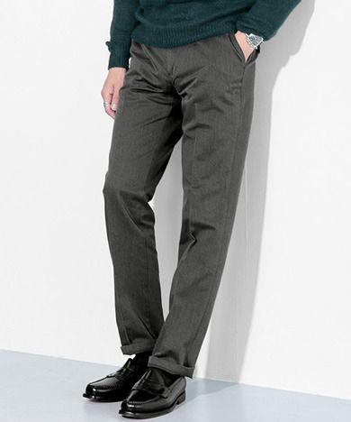 T/C SLIM TROUSERS - URBAN RESEARCH ONLINE STORE
