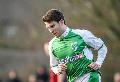 - Ross Allen Pictured.   'Men are worth more' - Vance  SPALDING UNITED may have a sizeable playing budget, but Tony Vance would not swap his Guernsey FC side for it ahead of today's FA Vase fifth-round clash.