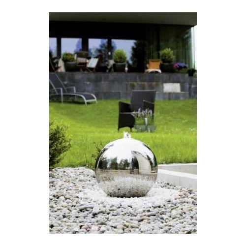 Fountain  http://www.okazje.info.pl/okazja/dom-i-ogrod/aquadom-fontanna-atlantic-stal-nierdzewna-o-40-cm-led.html
