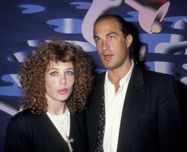 kelly lebrock steven seagal | Steven Seagal's ex-wife, Kelly LeBrock, says she was 'constantly raped ...