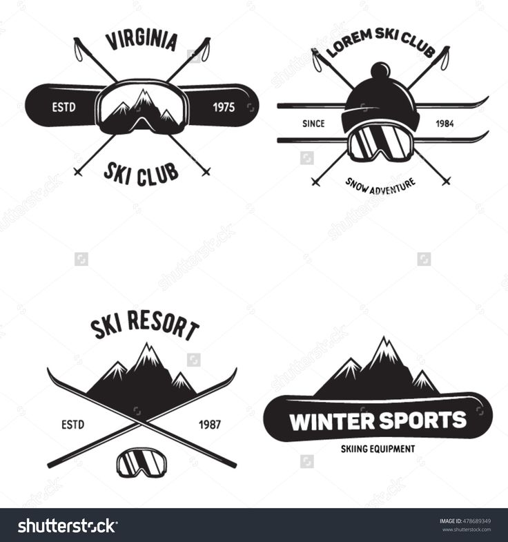 9 best snow logo images on pinterest logo ideas logos
