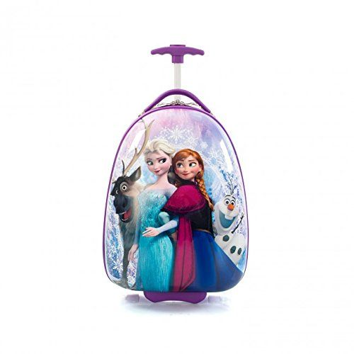 Heys Disney Frozen Kids Luggage: Amazon.ca: Luggage & Bags