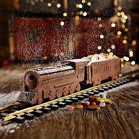Chocolate-Train-Mould from Lakeland