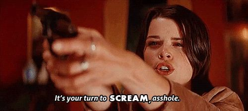 """I got Sidney Prescott! Which """"Scream"""" Character Are You?"""