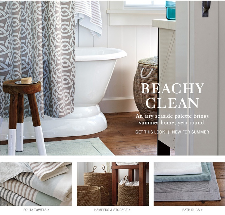 Browse the serena lily bathroom collection today for luxurious bathroom towels shower curtains and breezy nautical bathroom decor