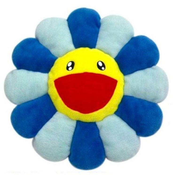 takashi murakami flower pillow 2m