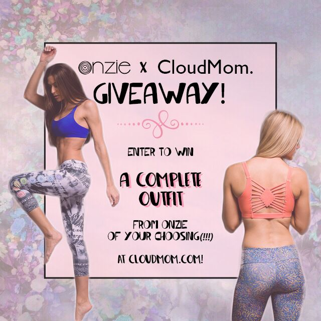 A complete outfit giveaway!