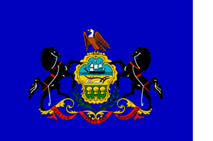 state flag for massachusetts