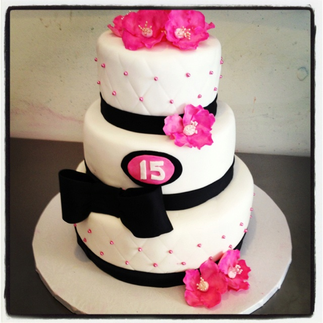 59 best 15th birthday cakes images on Pinterest Cake wedding