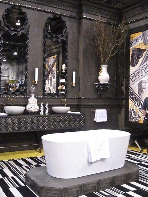 Luxury Bathroom - LadyLuxury