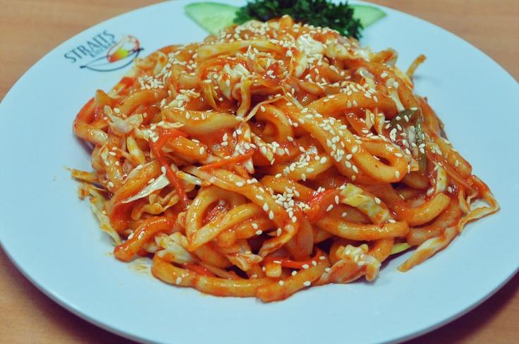 Meunheamul Bokem at Bulgogi Korean Food