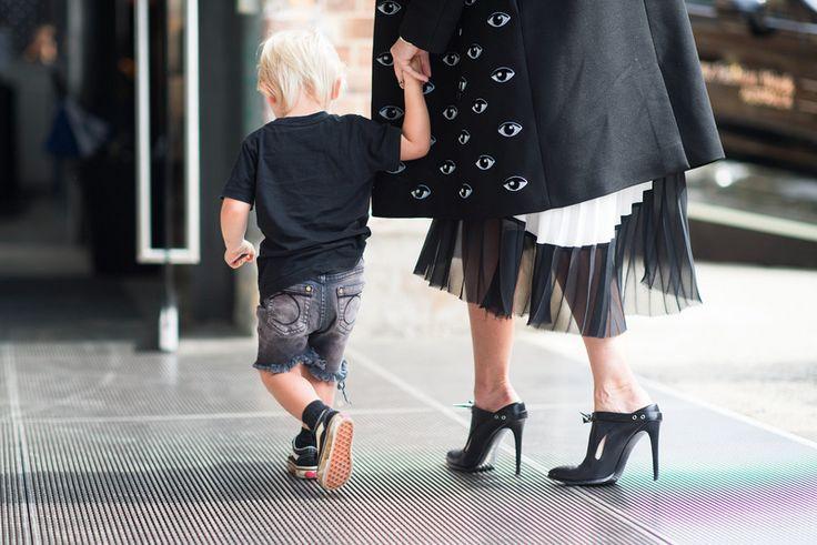 Australian Fashion Week MBFWA Streetstyle Adam Katz Sinding WMag Amanda Shadforth