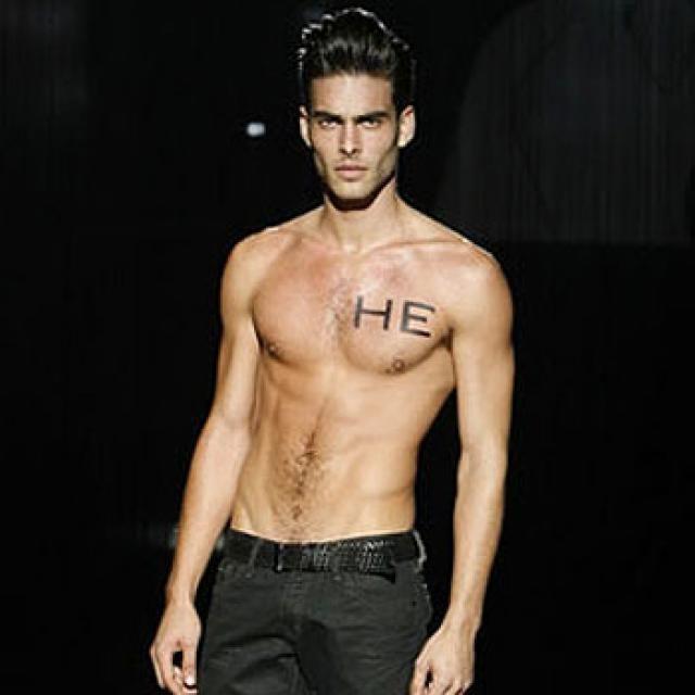 AMOOR AL ARTE...: Modelos: JON KORTAJARENA