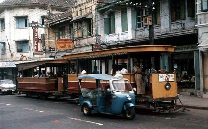 Charoen Krung Road, 1961