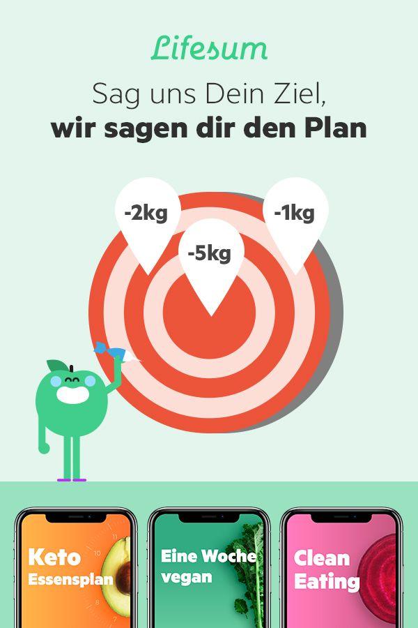 Abnehmen Tracker App
