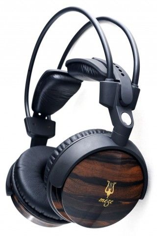 Meze Classics wood audiophile headphones