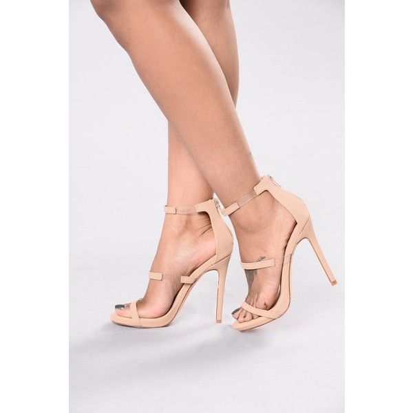 Most Compatible Heel Nude ($30) ❤ liked on Polyvore featuring shoes, pumps, nude court shoes, nude footwear, nude shoes, synthetic shoes and high heeled footwear