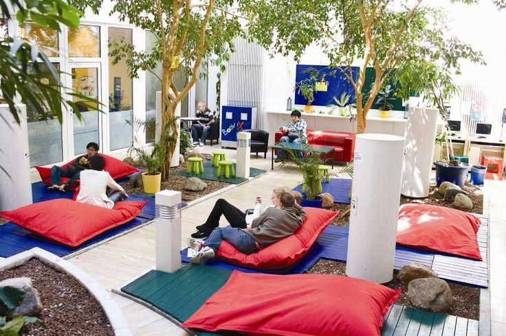 15 hostels com terraço para aproveitar o clima bom das férias