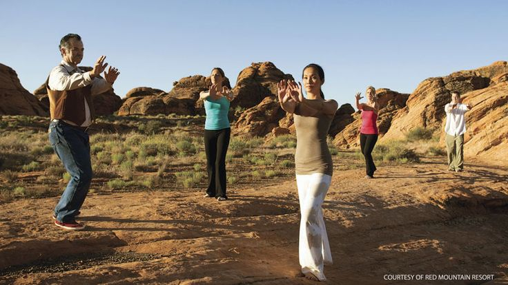 Find Your Bliss: Yoga Retreat in St. George, Utah