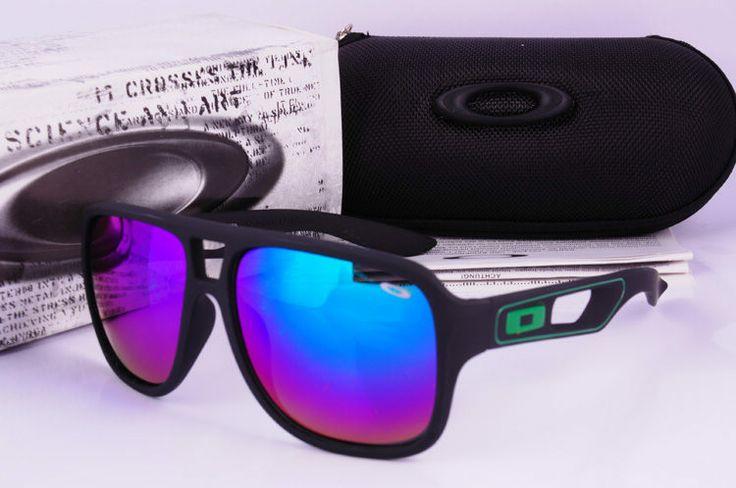 oakley dispatch II sunglasses blue lens