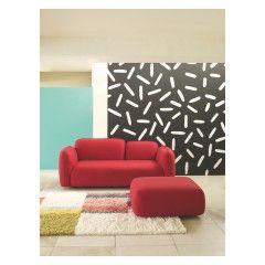 VEGAS Large multi-coloured patterned rug 170 x 240cm