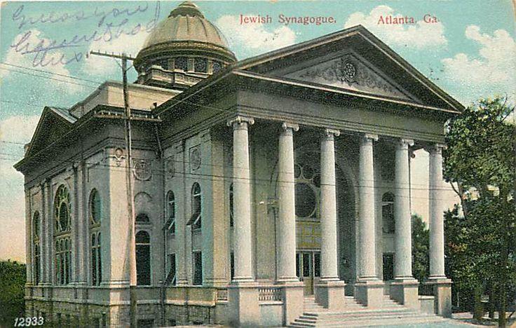 Jewish Synagogue; Atlanta, Parade; Arden Theatre