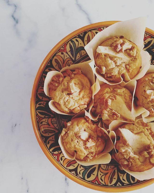 Gluten Free Baking Tips + My Pear Muffins (Video) | Mamacino
