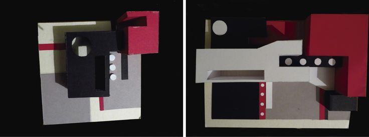 Maquetas composición-Diseño II