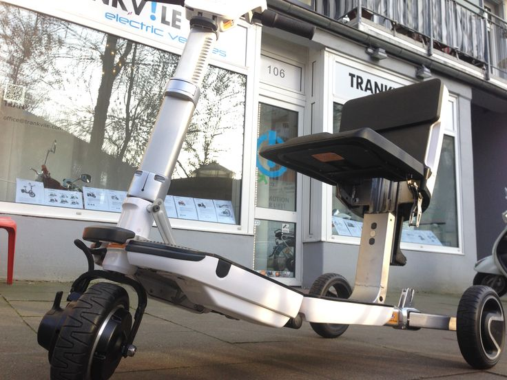 Atto Movinglife Mobility Scooter for physically challenged people
