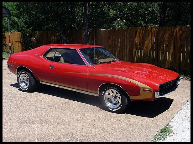 1972 AMC Javelin SST  304/150 HP, Automatic at Mecum Auction