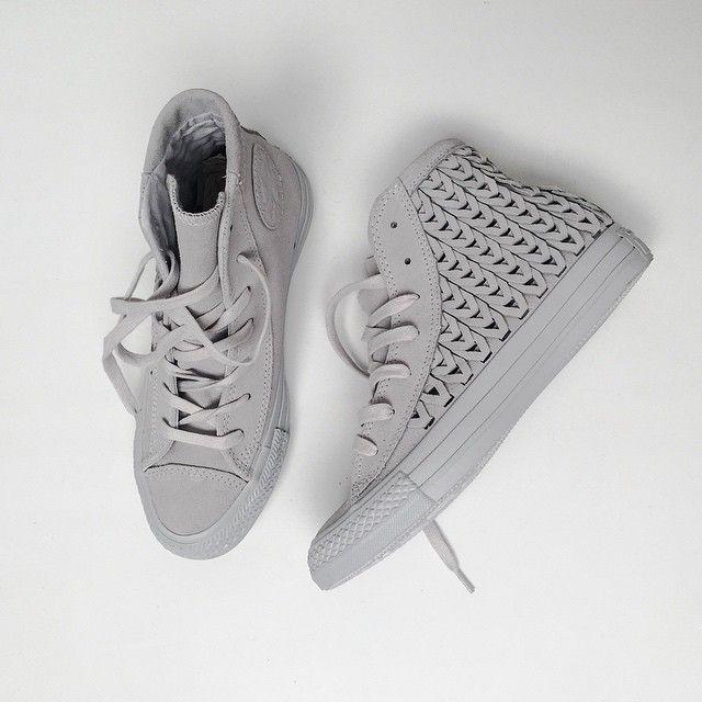 Suedes in Grey
