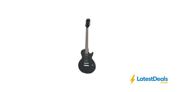 Epiphone Les Paul Special-II Electric Guitar, Ebony, £115.99 at Amazon UK