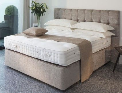 Millbrook Brilliance 2700 Super King Size Zip Link Divan Bed From 1 629 00