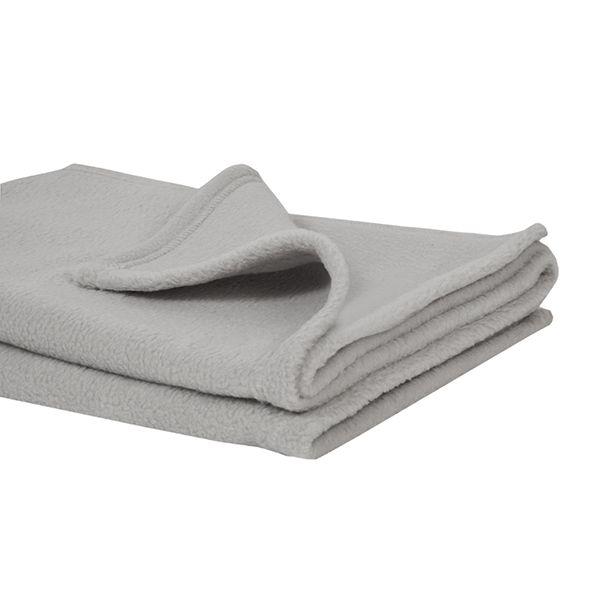 nap05675 - PREORDER Grey Fleece Blanket