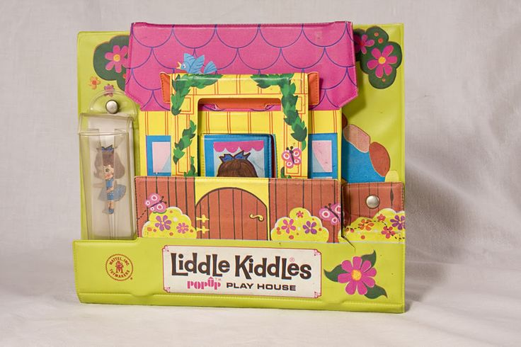 126 Best Images About Liddles Kiddles On Pinterest