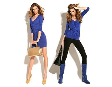 Top and Skirt - one color collection