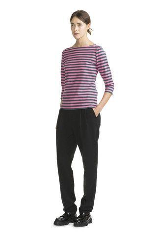 Marimekko Ilma T-Shirt Pink/Deep Teal | Kiitos Marimekko