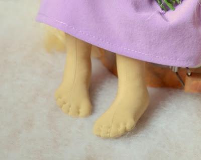 paso a paso como hacer los pies