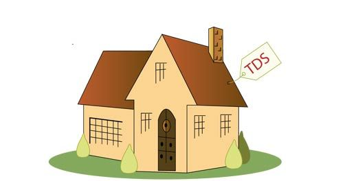 1% TDS (tax deducted at source) on buying immovable property exceeding more than 50 Lakh.