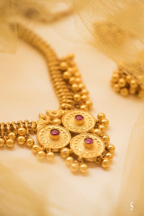 Triveni Traditional Necklace