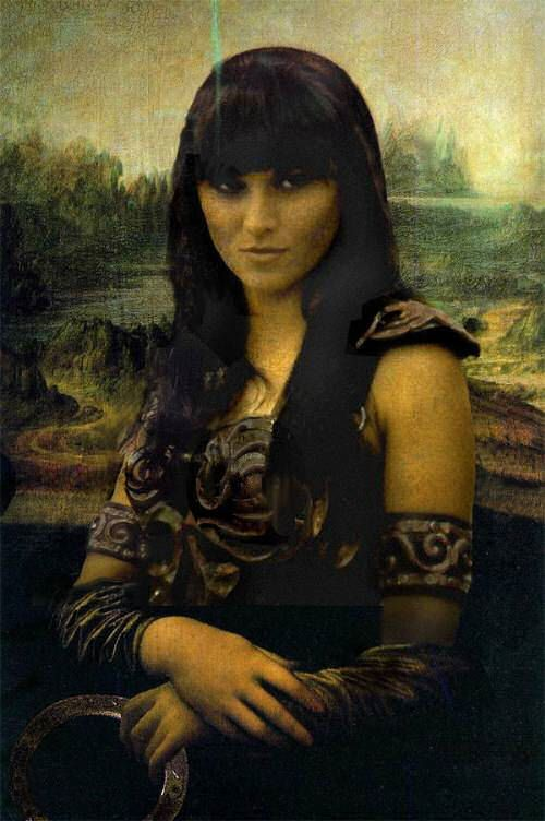 Mona Xena Warrior Princess
