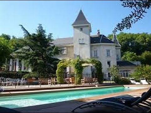 ▶ Hotel Grenoble La Commanderie | 04 76 25 34 58 | Château Hotel de Prestige à Grenoble - YouTube