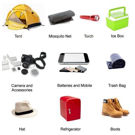 RV Camping Checklist Essentials