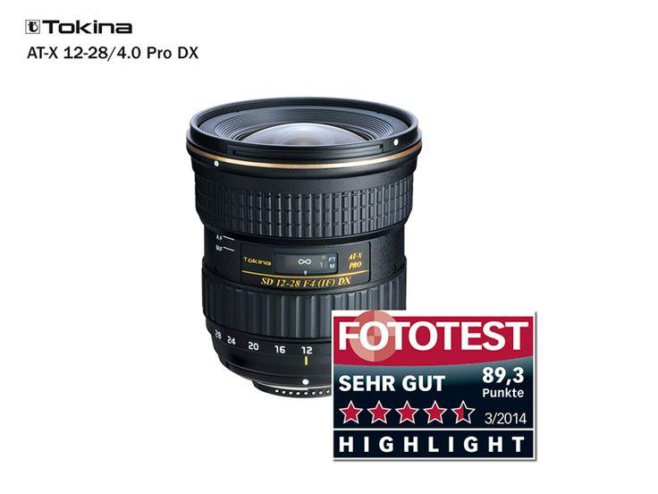 """Prädikat """"HIGHLIGHT & SEHR GUT"""" gibt es von """"FOTOTEST"""" für das Tokina AT-X 12-28/4.0 Pro DX. """"Einzeltest: Weitwinkelzoom mit sehr guter Optik und Mechanik"""".  http://www.hapa-team.de/OBJEKTIVE/Weitwinkel/AT-X-12-28-4-0-Pro-DX-Canon::542.html  #hapateam #yourbigmoment #tokina"""