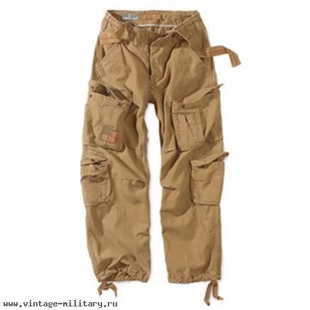 Магазин мужские брюки с карманами