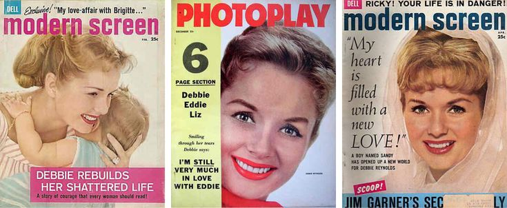 Long before Brangelina and Jennifer Aniston, Debbie Reynolds provided the template for how to become the heroine in the scandal that was swirling around her.