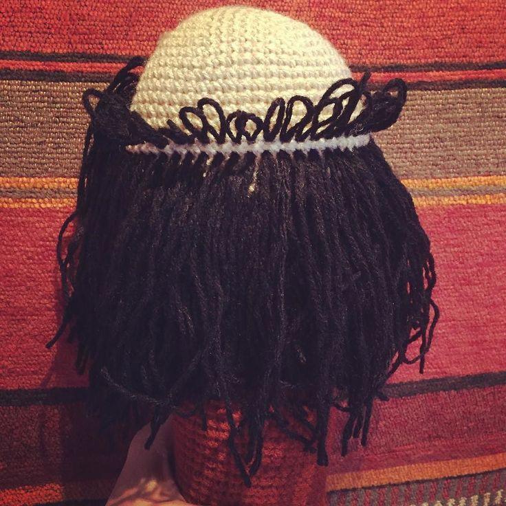 "Ode to patience  Ode an die Geduld  Oda a la paciencia  #hair #Haare #pelo  Check out my Facebook Fanpage: ""Algodón de azúcar - Casita de muñecas"" #crochet #ilovecrochet #häkeln #ichliebehäkeln #amigurumi #crochetparaniños #kuscheltiere #cuddletoys #peluches #crochetfanatic #crochetfan #crochetfun #häkelnisttoll #häkelfan #crochetaddict #crochetersofinstagram #crochetlover #amotejer #häkelnmachtglücklich #häkelnistyoga #häkelsüchtig #crochetismytherapy #crochetterapia #häkelnfürkinder #doll…"