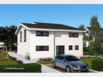 Das einfamilienhaus creativ sun verfügt über 4 zimmer das familienhaus im stil modern bietet platz für die ganze familie